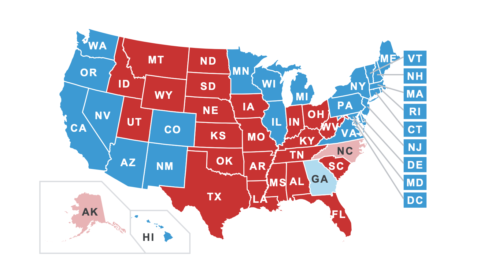 how many votes are cast in the electoral college